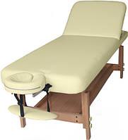 Стационарный массажный стол DON (деревянный)