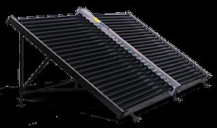 Термосифонный солнечный коллектор Altek AC-VG-50 (для больших объемов воды)