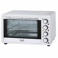 Мини печь электрическая ADLER AD 6001 1500W 35L