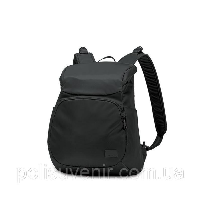 """Жіночий рюкзак """"антизлодій"""" Citysafe CS300, 6 ступенів захисту"""