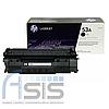 Заправка картриджа HP Q7553A (53A) для принтера HP LJ P2014, P2015, M2727nf