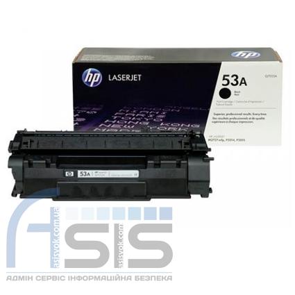 Заправка картриджа HP Q7553A (53A) для принтера HP LJ P2014, P2015, M2727nf, фото 2