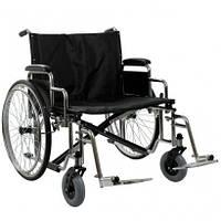Усиленная инвалидная коляска 66 см OSD-YU-HD-66