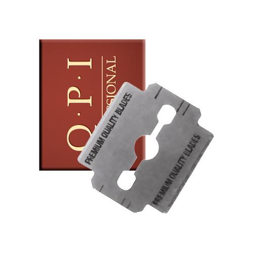 Лезвия педикюрные (10 шт.) QPI-Professional