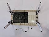 Столик для ноутбука  портативный  складной  с охлаждением E-Table, фото 6