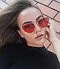 Женские солнцезащитные очки кошачий глаз