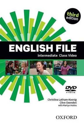 English File 3rd Edition Intermediate Class DVD, фото 2