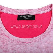 Футболка Glo-story, Вегнрия, три цвета , фото 3