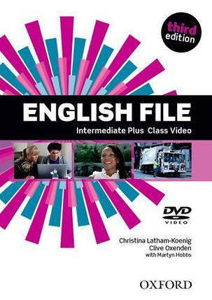 English File 3rd Edition Intermediate Plus Class DVD, фото 2