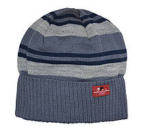 Демисезонная шапка мальчику