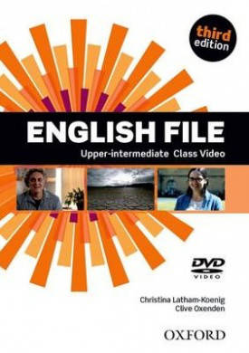 English File 3rd Edition Upper-Intermediate Class DVD, фото 2