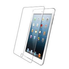 Защитное стекло для iPad Mini / Mini 2 черная упак.