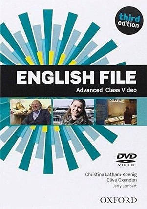 English File 3rd Edition Advanced Class DVD, фото 2