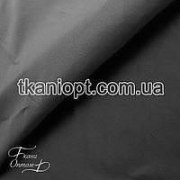 Ткань Атлас коттон (черный)