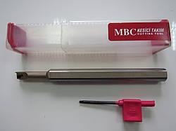 Резец резьбовой для внутренней резьбы с механическим креплением S16-10Q SIR11 MBC