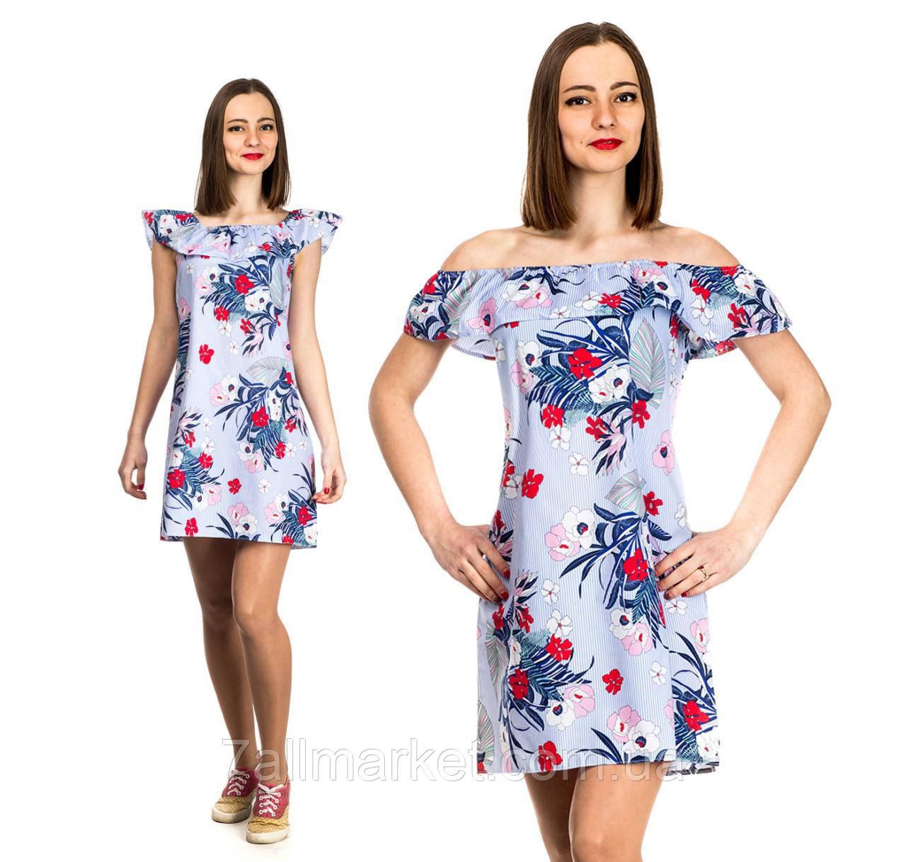7690edbf2b3f Платье женское модное с воланом, размеры S-XL Серии