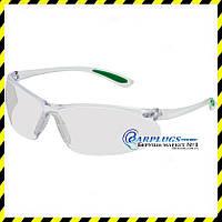 Захисні окуляри MSA, прозорі лінзи (США).