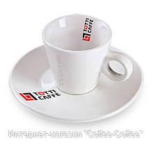 Чашка с блюдцем Totti Caffee 60 мл. (Espresso)
