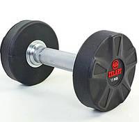 Гантель професійна DB6112 (15 кг), фото 1