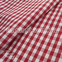 Ткань Рубашечная ткань клетка (7мм)