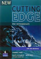 New Cutting Edge Pre-Int. SB with Mini dict.