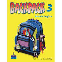 Backpack British English 3 SB