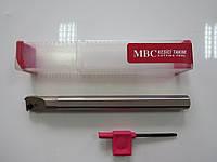 Резец резьбовой для внутренней резьбы с механическим креплением S16Q SIR16 MBC