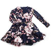 """Сукня для дівчинки """"Тая"""" (Зріст 134, Червоний)"""
