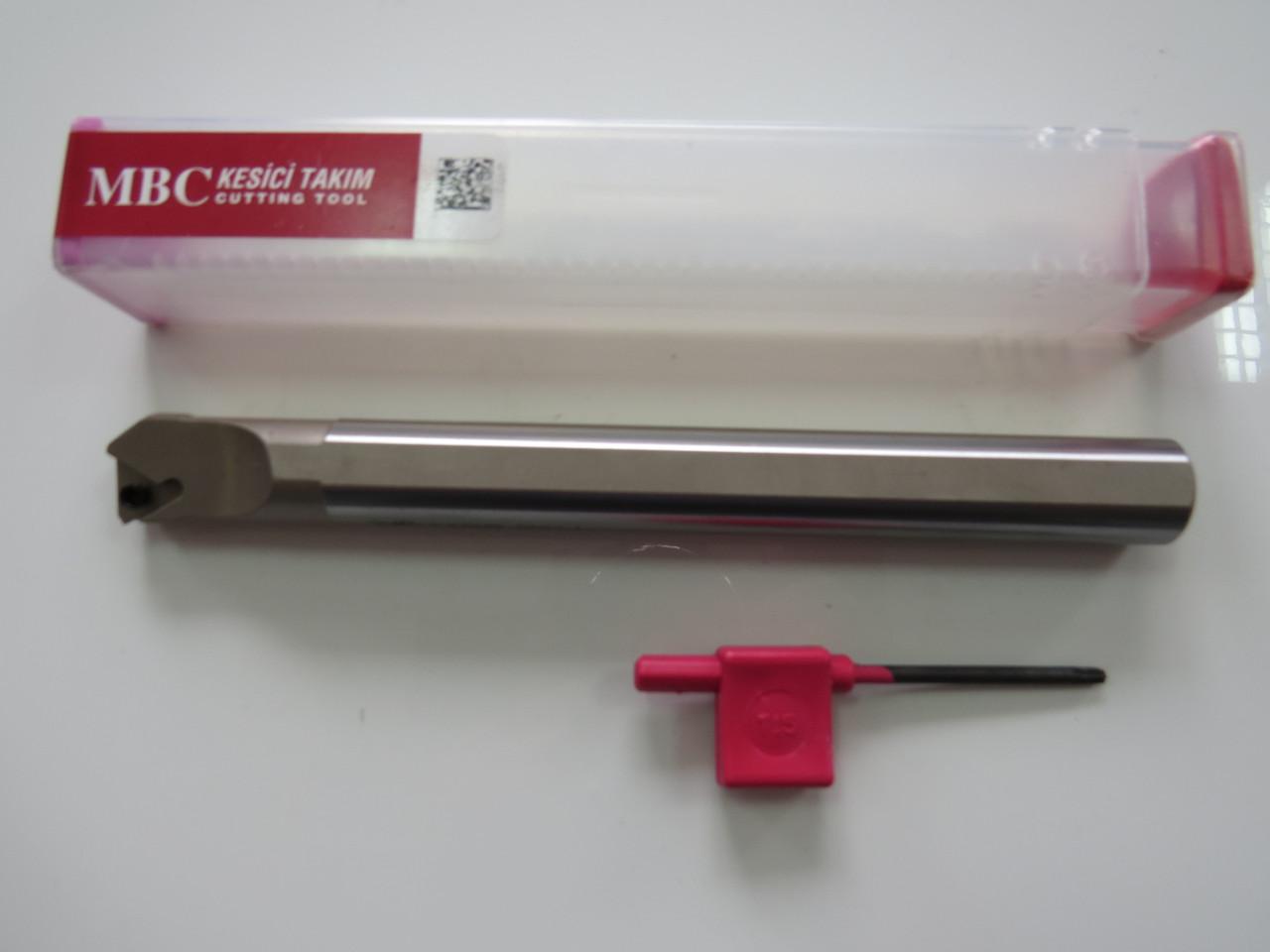 Резец резьбовой для внутренней резьбы с механическим креплением S20R SIR16 MBC