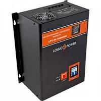Стабилизатор LogicPower LPT-W-10000RD BLACK (7000W) (4440)