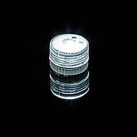 Светодиод для шаров, таблетка, белый