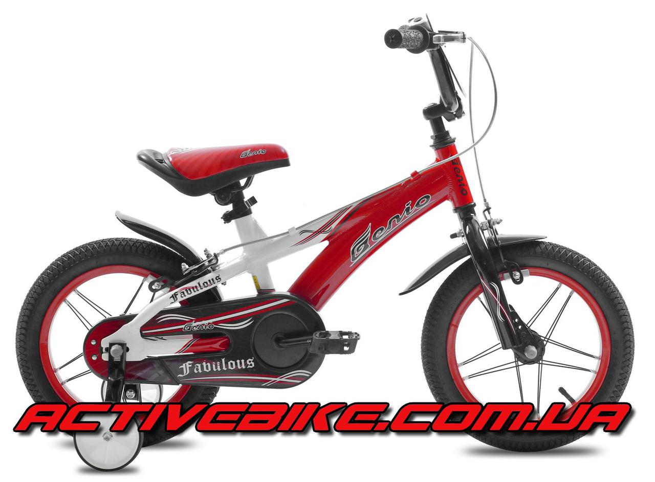 "Велосипед детский GENIO FABULOUS 14"" BMX AL"