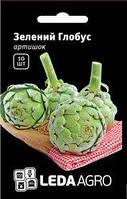 "Семена артишока Зеленый Глобус, 10 сем., ТМ ""ЛедаАгро"""