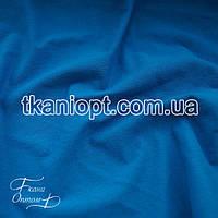 Ткань Кулир однотонный в пачках 140 GSM (голубой)