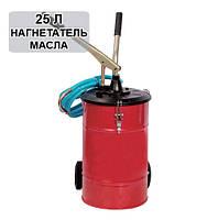 Нагнетатель масла с ручным приводом. Torin TRTT-26Q