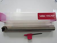 Резец резьбовой для внутренней резьбы с механическим креплением S25S SIR16 MBC