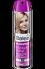 Лак для волос Balea Glossy & Shine 3  с питательными витаминами.300мл