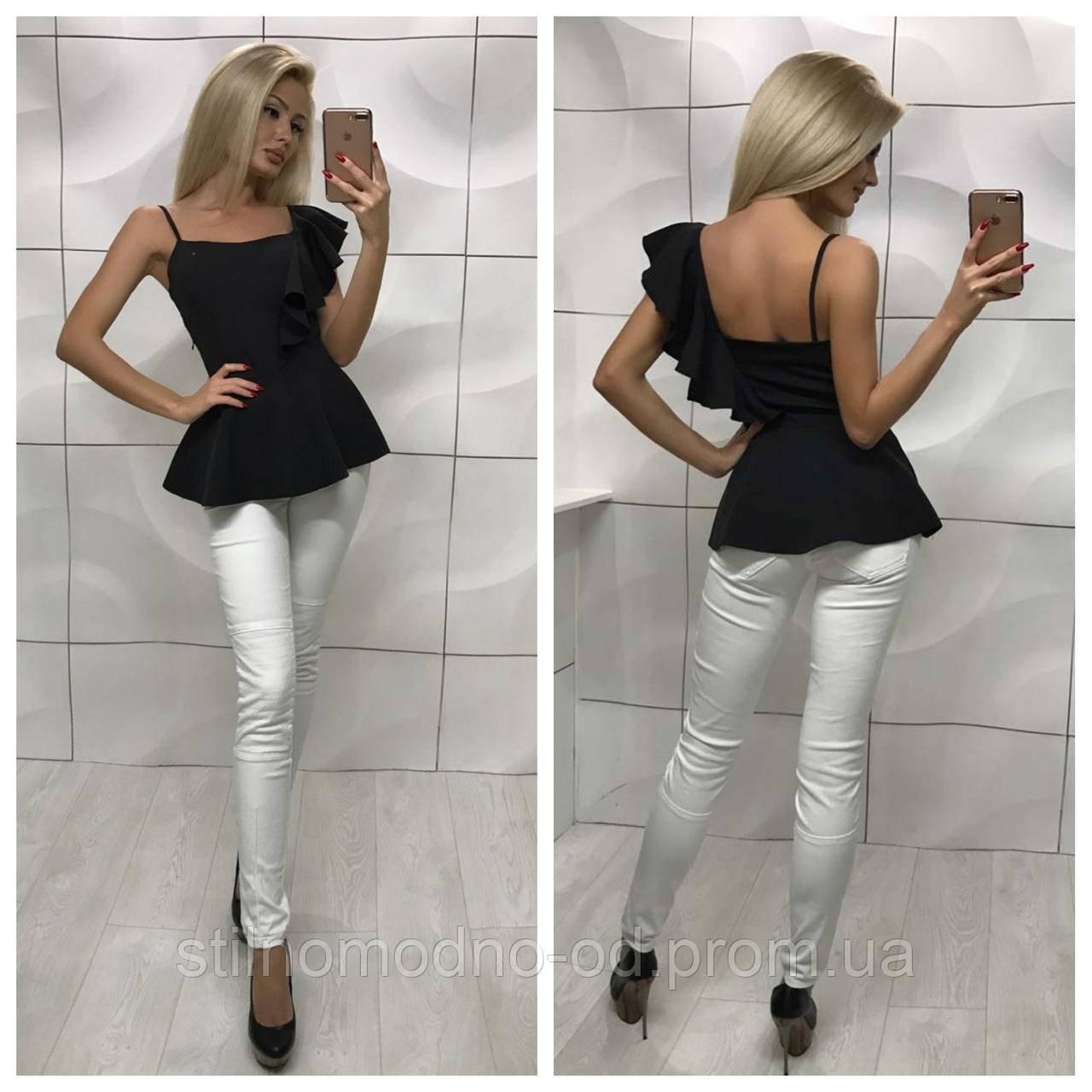 Модная женская блуза от Стильномодно