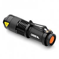 Ультра мобильный ФОНАРИК ( для работы, отдыха) LED фонарь