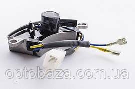 Автоматический регулятор напряжения AVR (дуга) 250V 330mF для генераторов 2 кВт - 3 кВт, фото 3