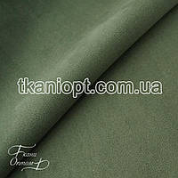 Ткань Неопрен замша (хаки)