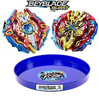 Новая серия Beyblade Burst Sieg Excalibur и Xeno Xcalius