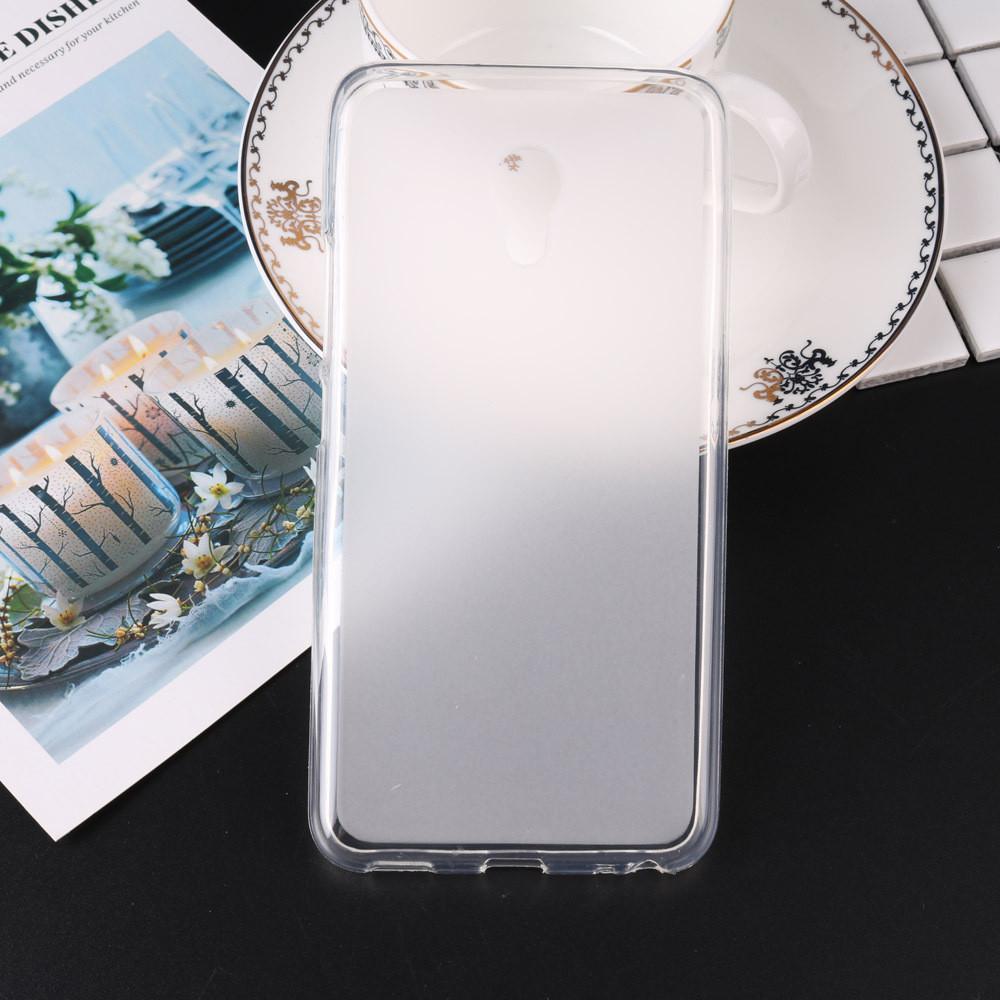 Чехол Meizu M3 note Оригинальный Бампер белый