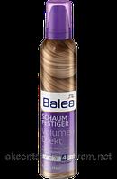 Пена для укладки волос Balea Volume Effek 4t -Объем 250 ml