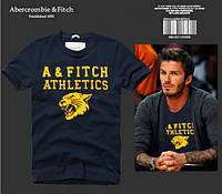 Футболка известного бренда  ABERCROMBIE & FITCH (L)