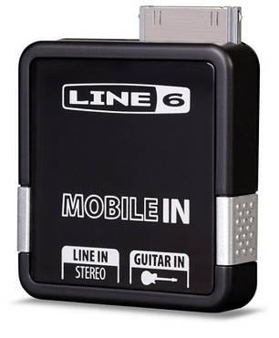 Напольный цифровой педаль эффектов для электрогитар LINE6 MOBILE IN, фото 2