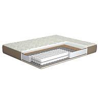 Матрас Латте/ Latte 160*200 Нагрузка 150 кг Matroluxe Усиленный блок независимых пружин Pocket Spring