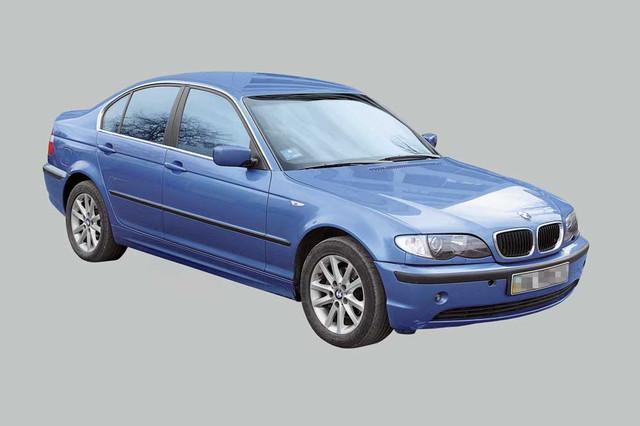 BMW 3 Series (E46) (1998-2005)