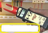 КЛЕЩИ электроизмерительные цифровые  до 1000 В  пр-во УКРАИНА