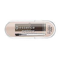 Essence тени-пудра для бровей eyebrown stylist